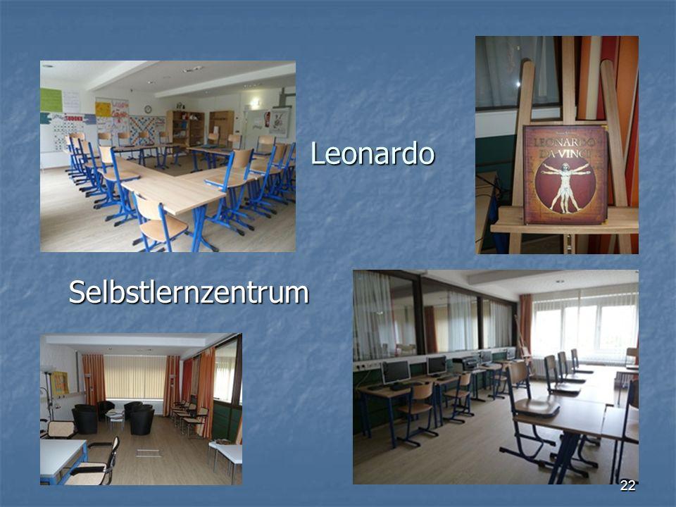 Leonardo Selbstlernzentrum