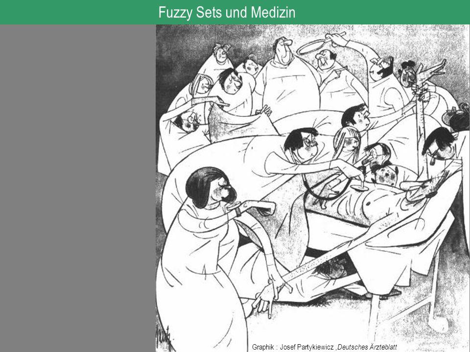 Fuzzy Sets und Medizin Graphik : Josef Partykiewicz ,Deutsches Ärzteblatt