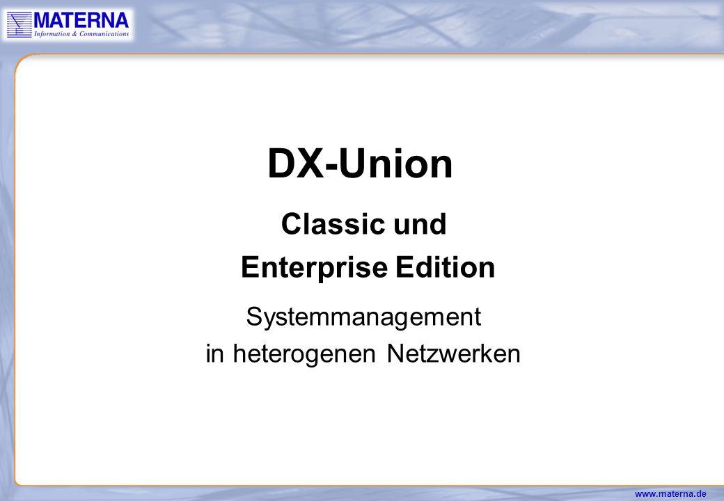 Classic und Enterprise Edition
