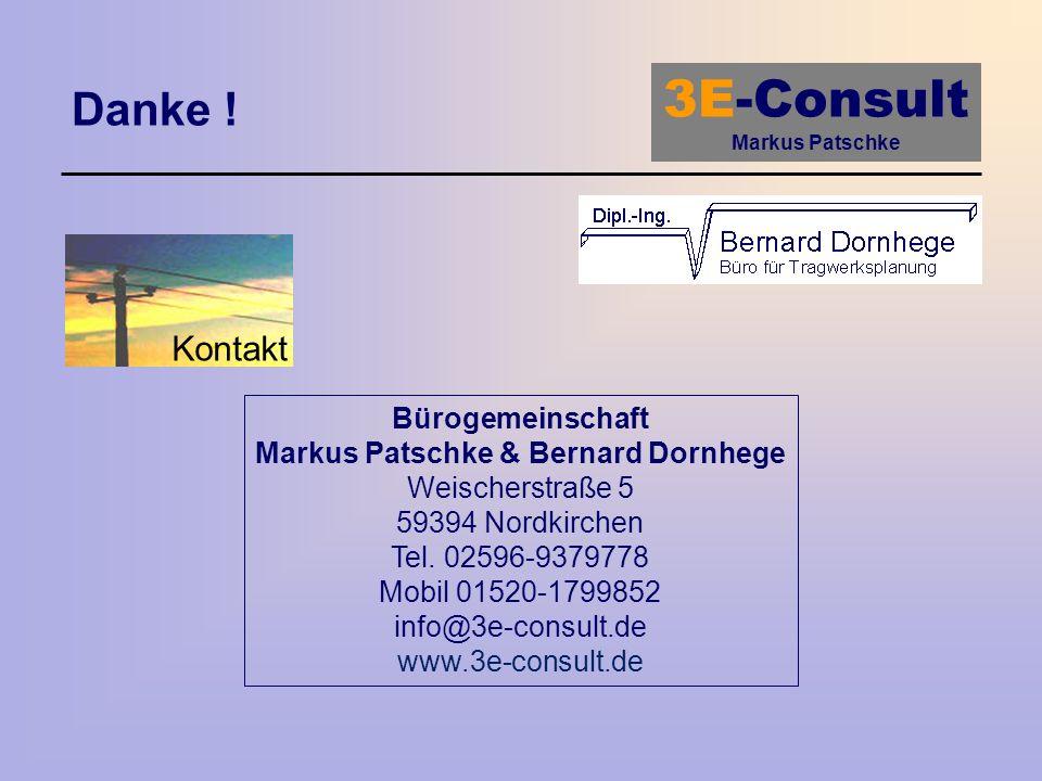 Markus Patschke & Bernard Dornhege