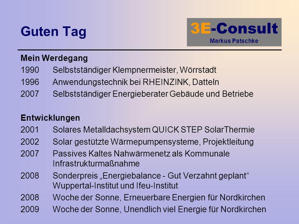 Guten Tag Mein Werdegang Selbstständiger Klempnermeister, Wörrstadt
