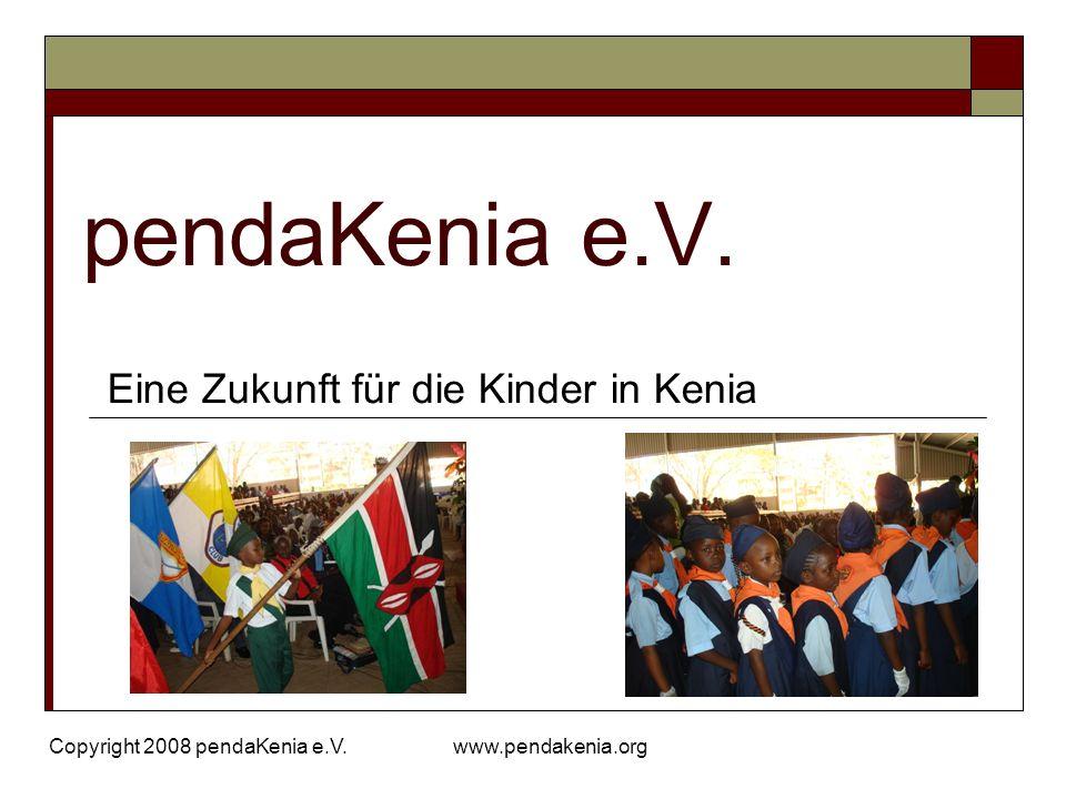 Eine Zukunft für die Kinder in Kenia