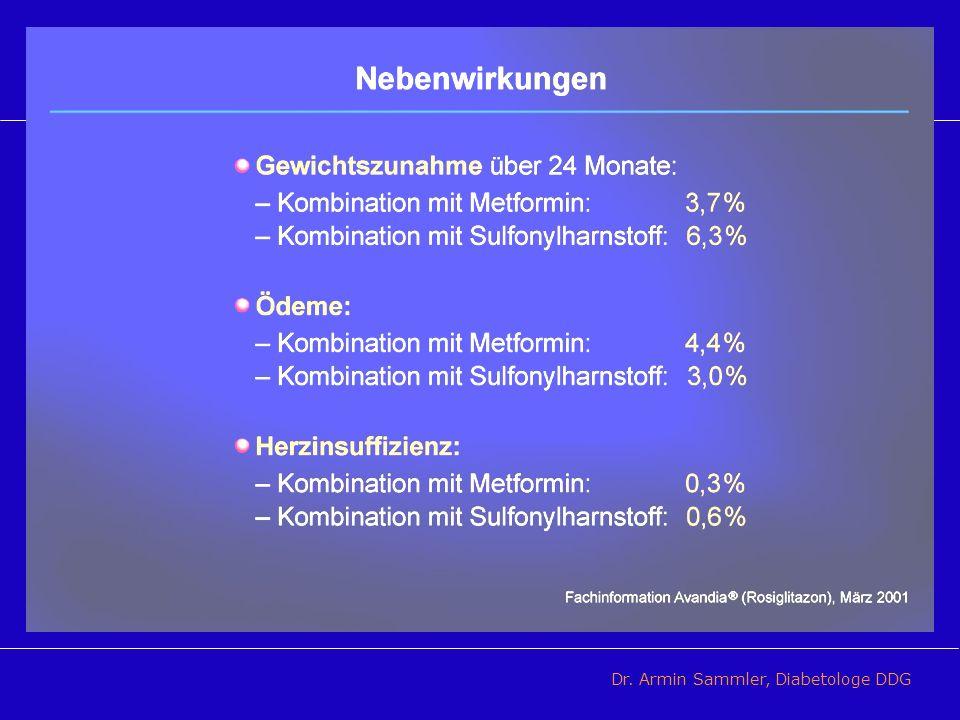 Dr. Armin Sammler, Diabetologe DDG
