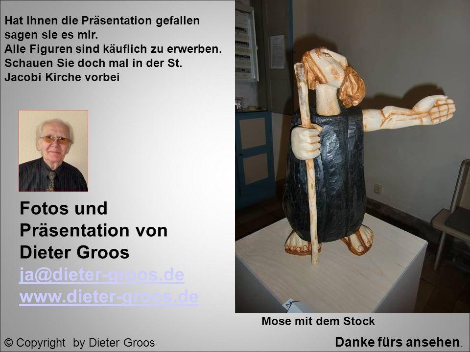 Fotos und Präsentation von Dieter Groos