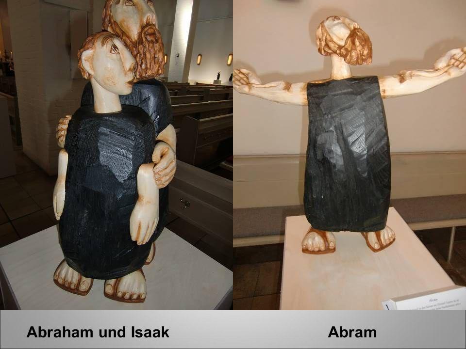 Abraham und Isaak Abram