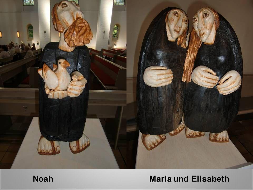 Noah Maria und Elisabeth