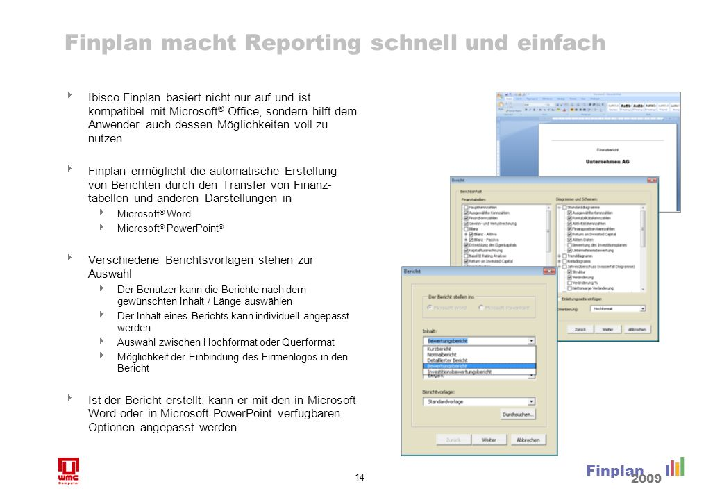 Finanzbuchhaltung Data Transfer