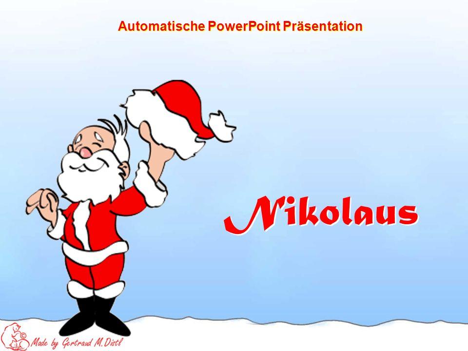 Automatische PowerPoint Präsentation