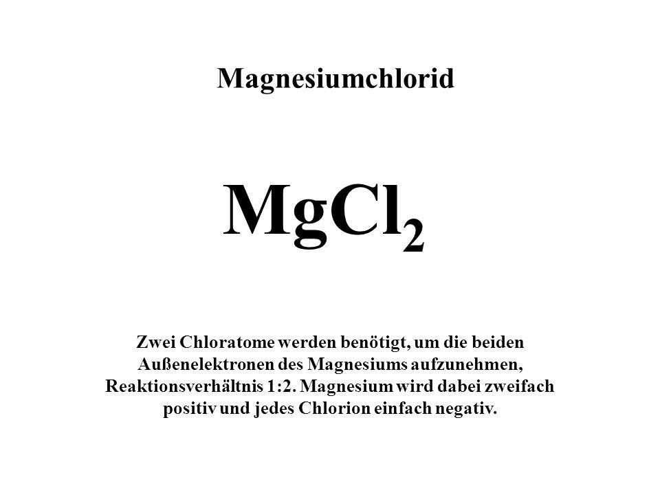 MgCl2 Magnesiumchlorid