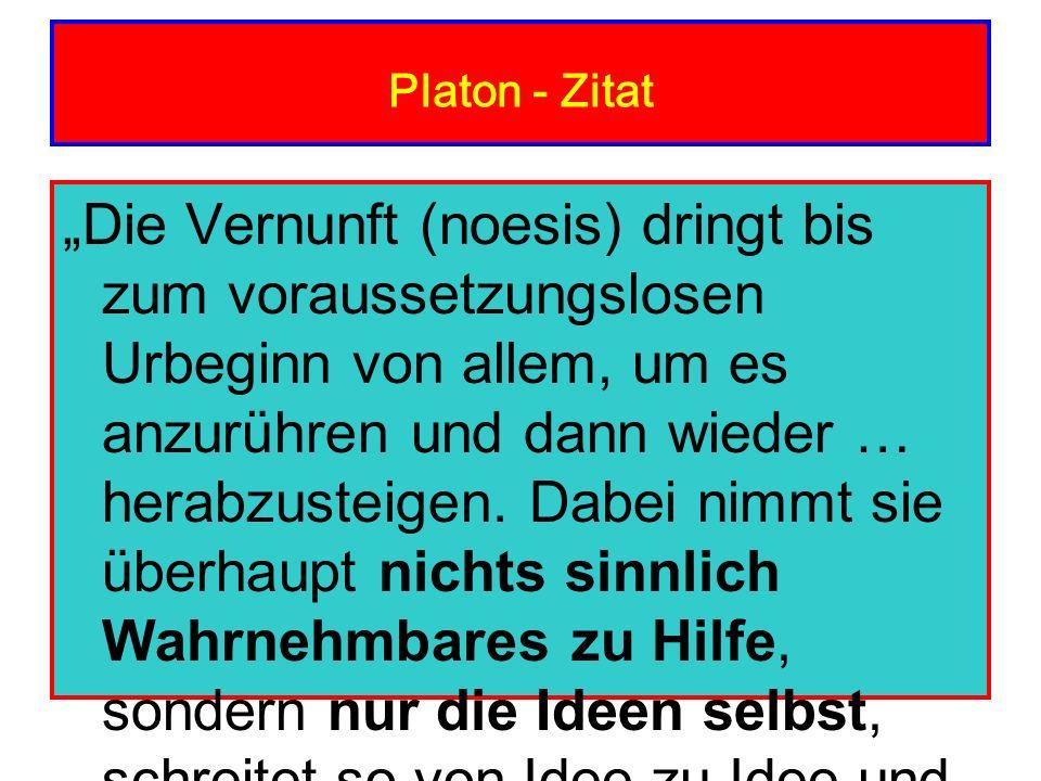 Platon - Zitat