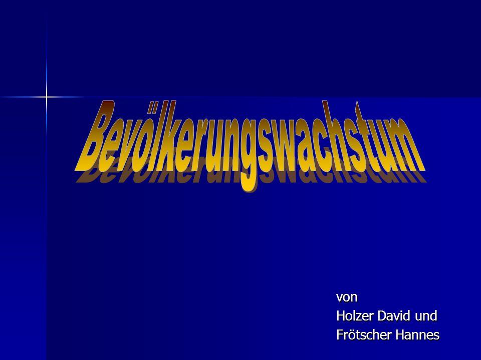 von Holzer David und Frötscher Hannes