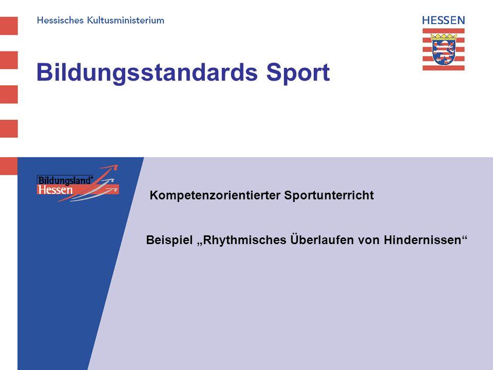 Bildungsstandards Sport