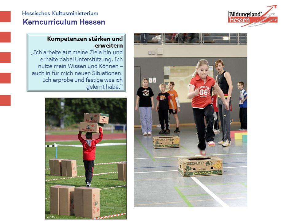 Kerncurriculum Hessen