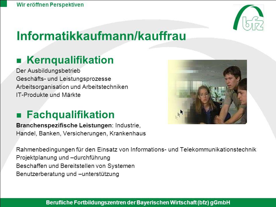 Informatikkaufmann/kauffrau