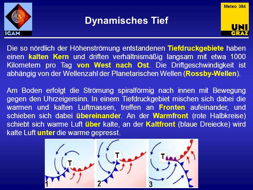 Meteo 384 Dynamisches Tief.