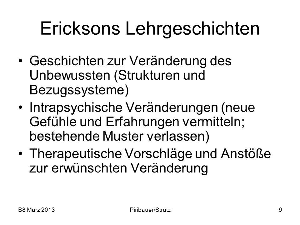 Ericksons Lehrgeschichten