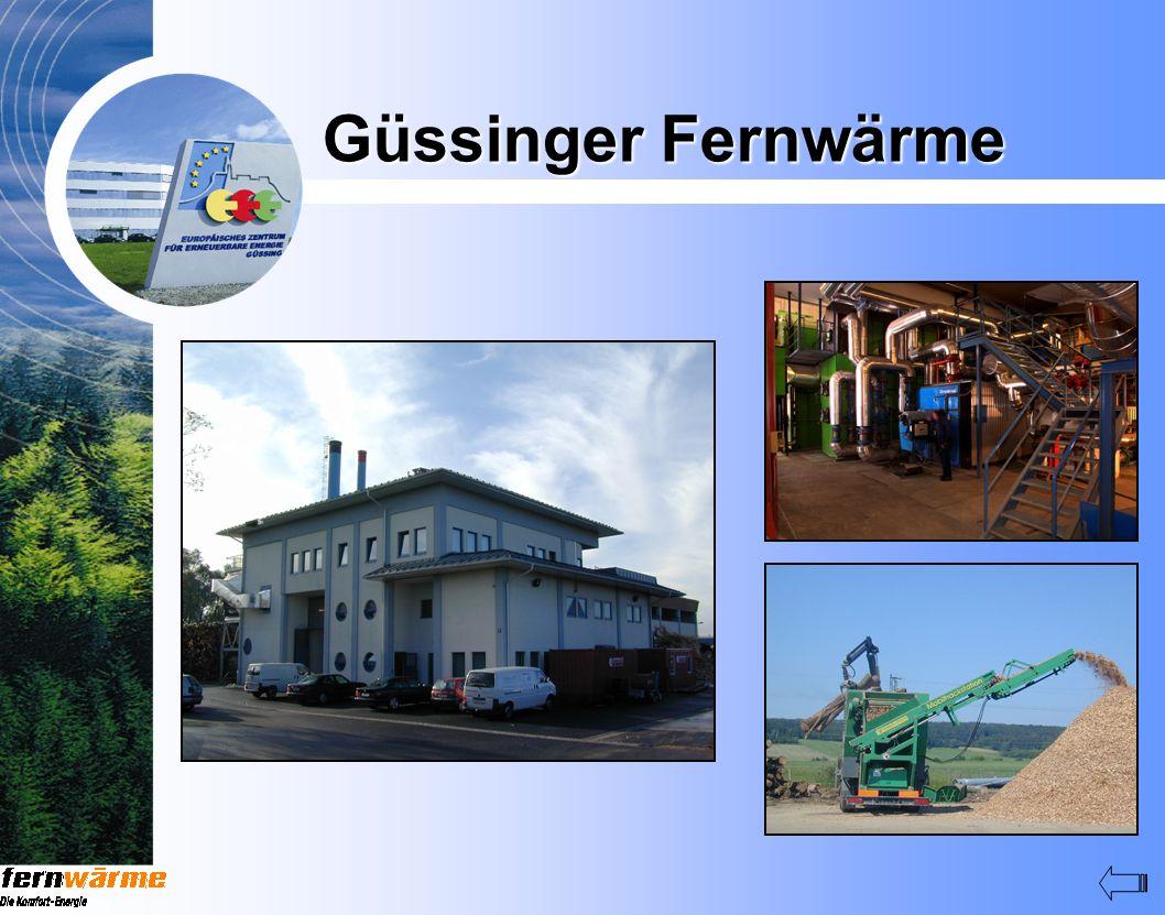 Güssinger Fernwärme