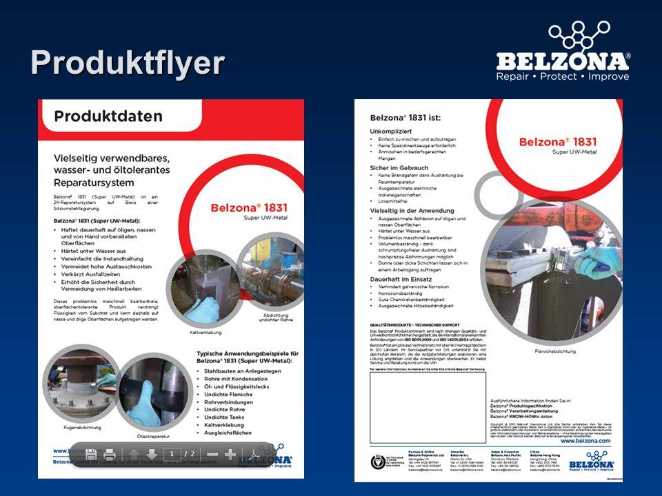 Produktflyer Der Produktflyer…………………..