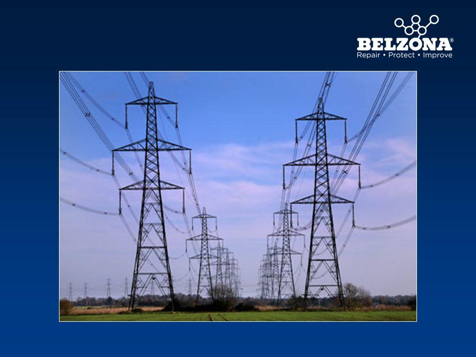 Strommasten. Warum Weil die erzeugte Elektrizität zu den benötigten Orten transportiert werden muss.