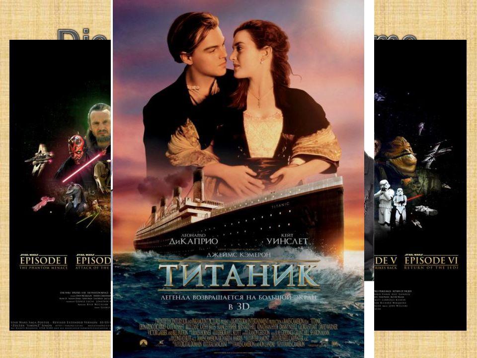 Die beliebtesten Filme.
