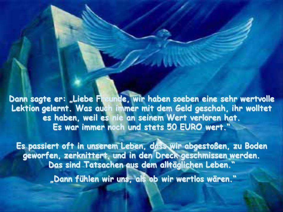 Es war immer noch und stets 50 EURO wert.