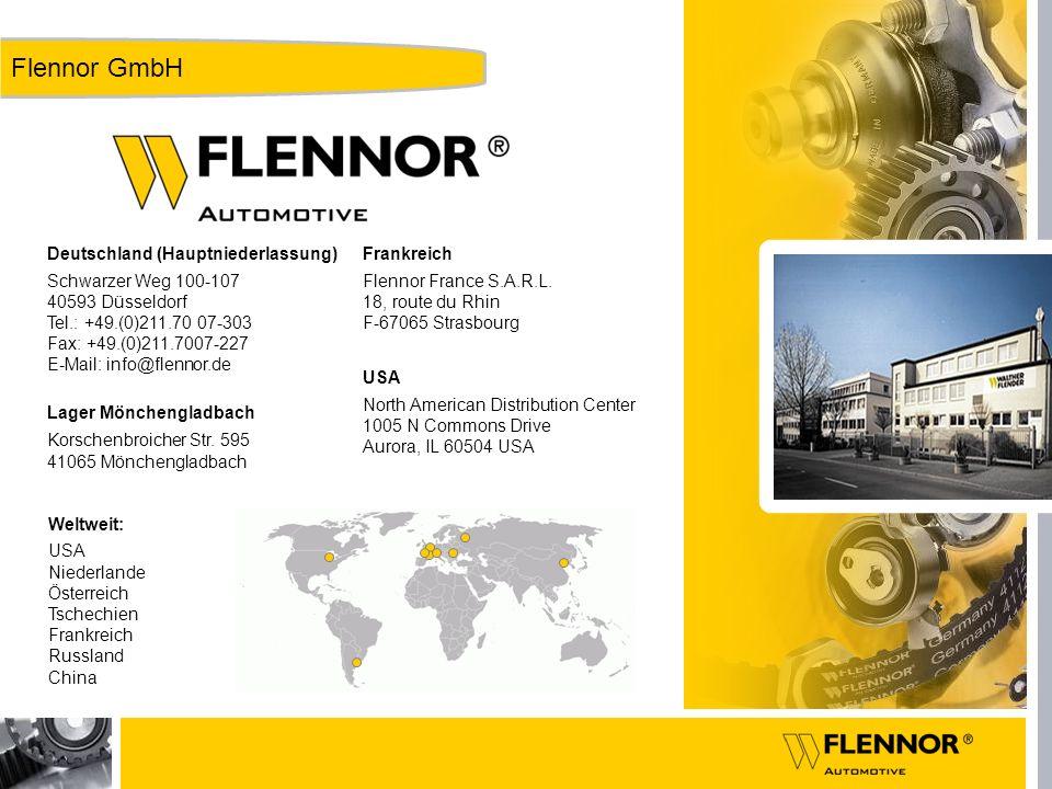 Flennor GmbH Deutschland (Hauptniederlassung)
