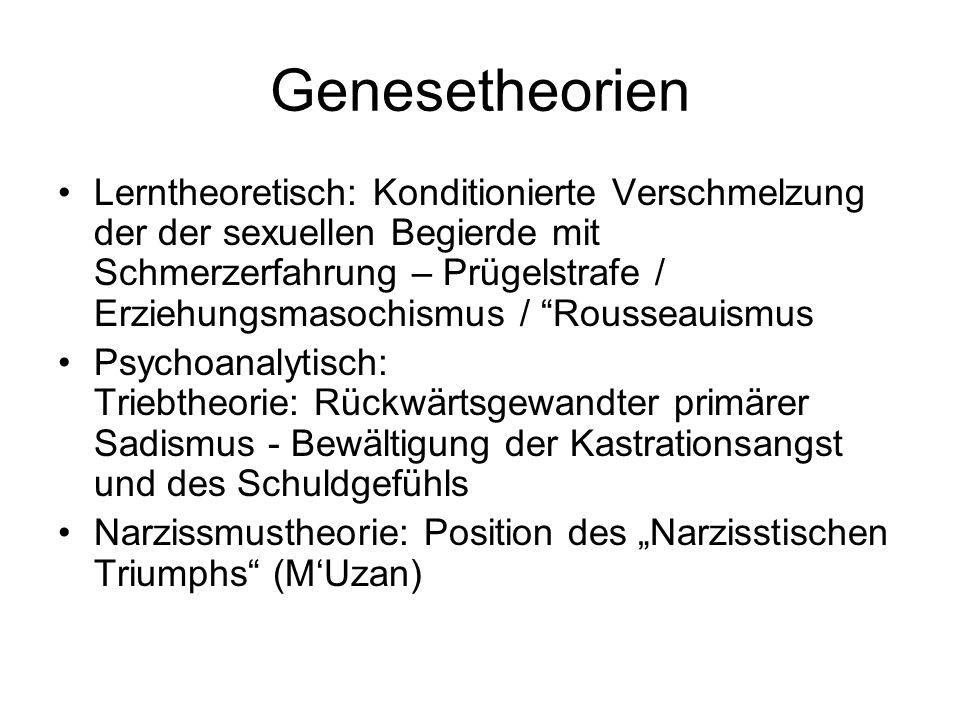 Genesetheorien
