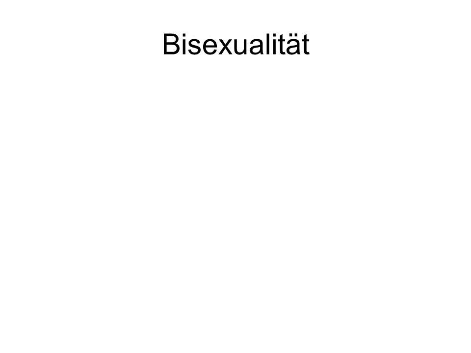 Bisexualität