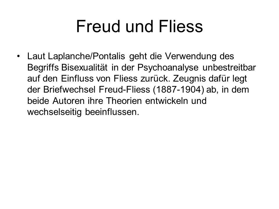 Freud und Fliess