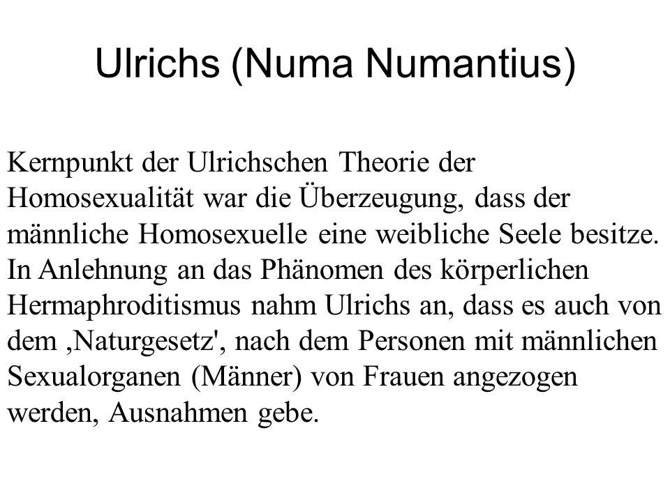 Ulrichs (Numa Numantius)