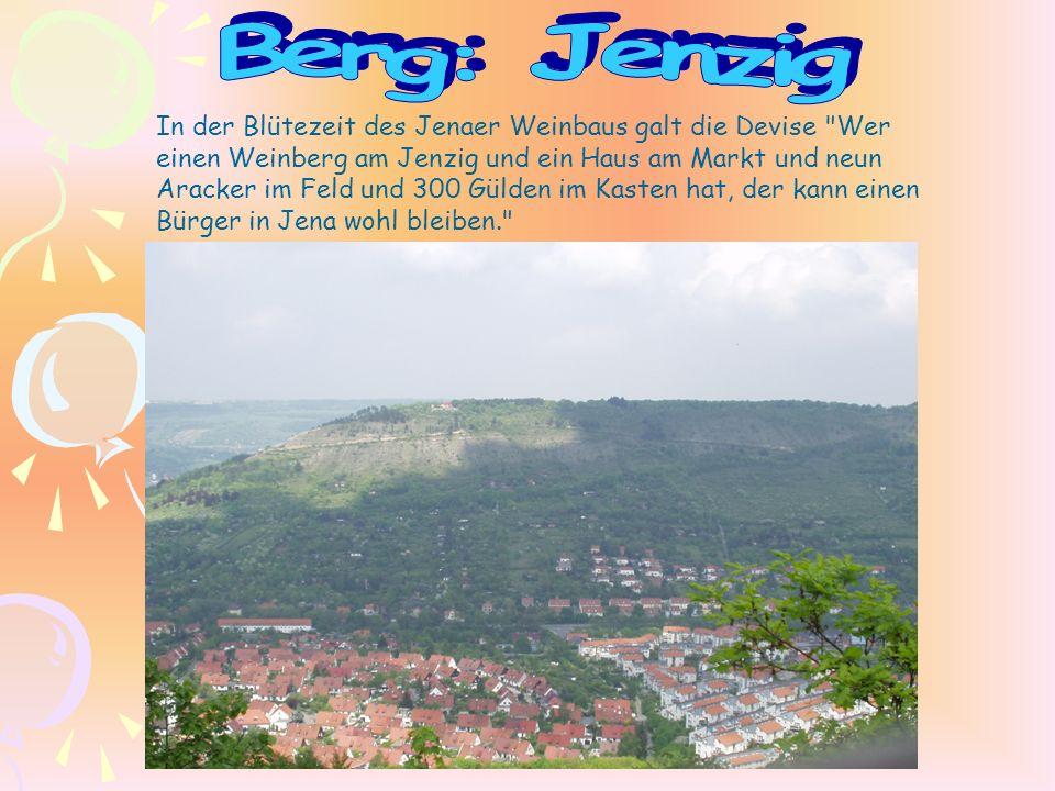 Berg: Jenzig