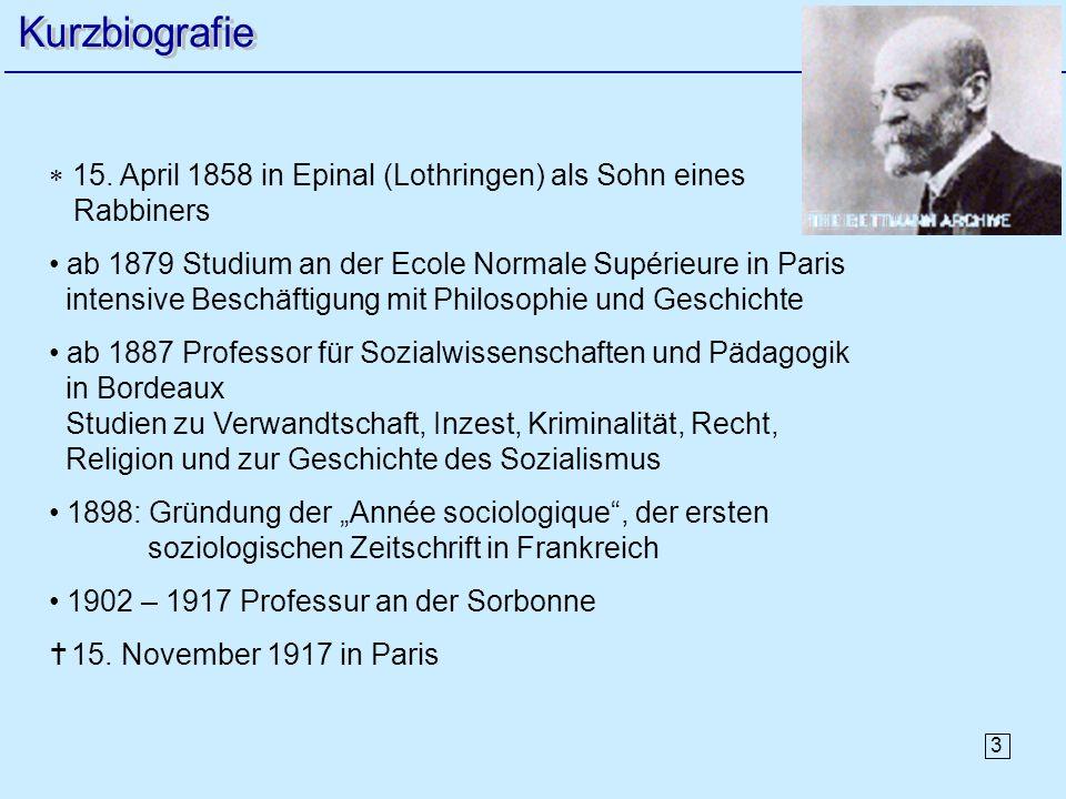 Kurzbiografie  15. April 1858 in Epinal (Lothringen) als Sohn eines