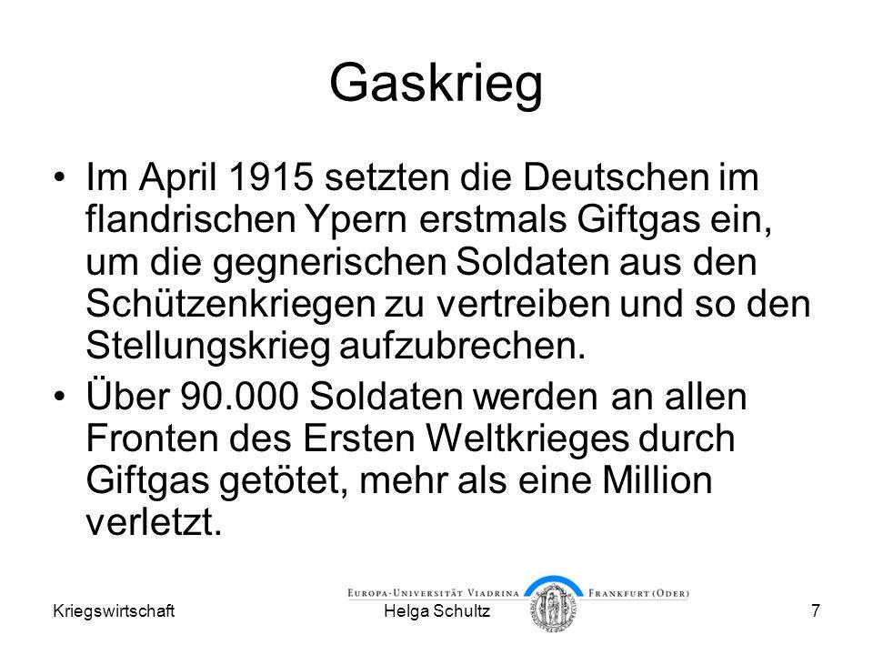 Gaskrieg