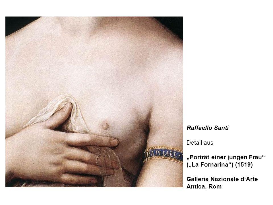 Raffaello Santi Detail aus.