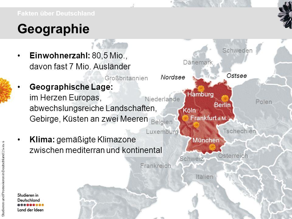 Studieren und promovieren in deutschland ppt video for Medizin studieren schweiz
