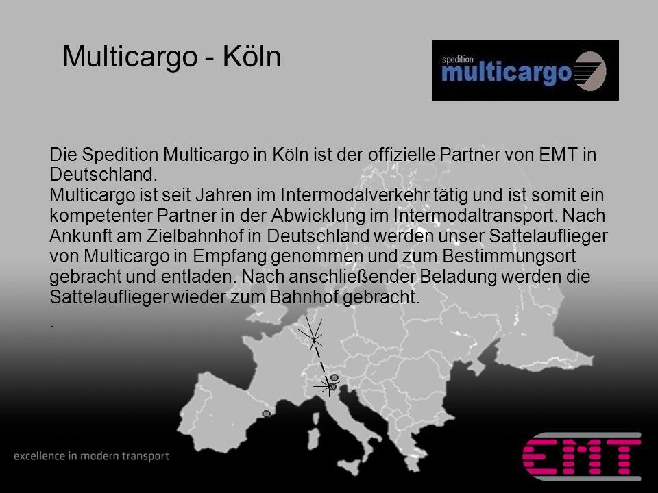 Multicargo - Köln