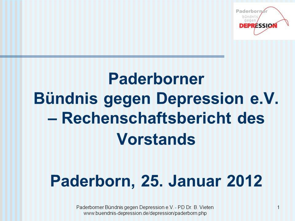 Paderborner Bündnis gegen Depression e. V
