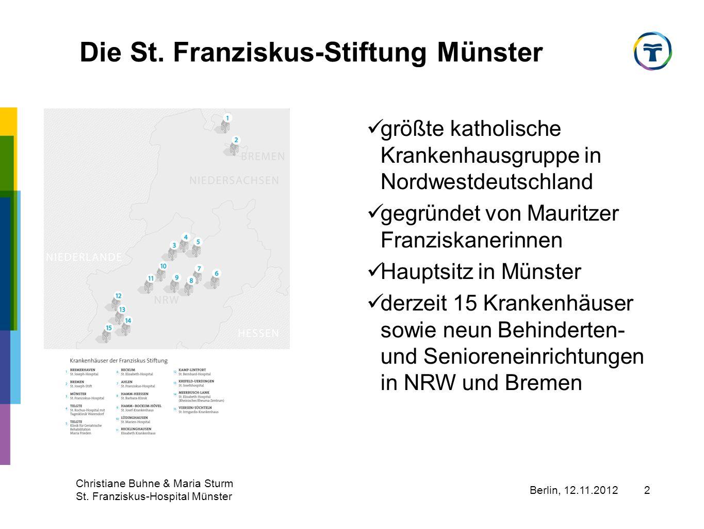 Die St. Franziskus-Stiftung Münster