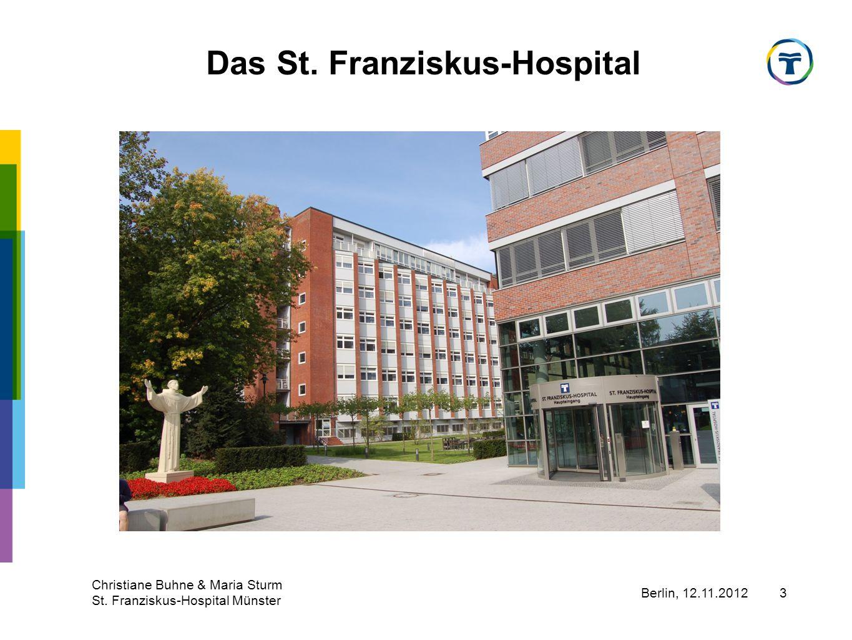 Das St. Franziskus-Hospital