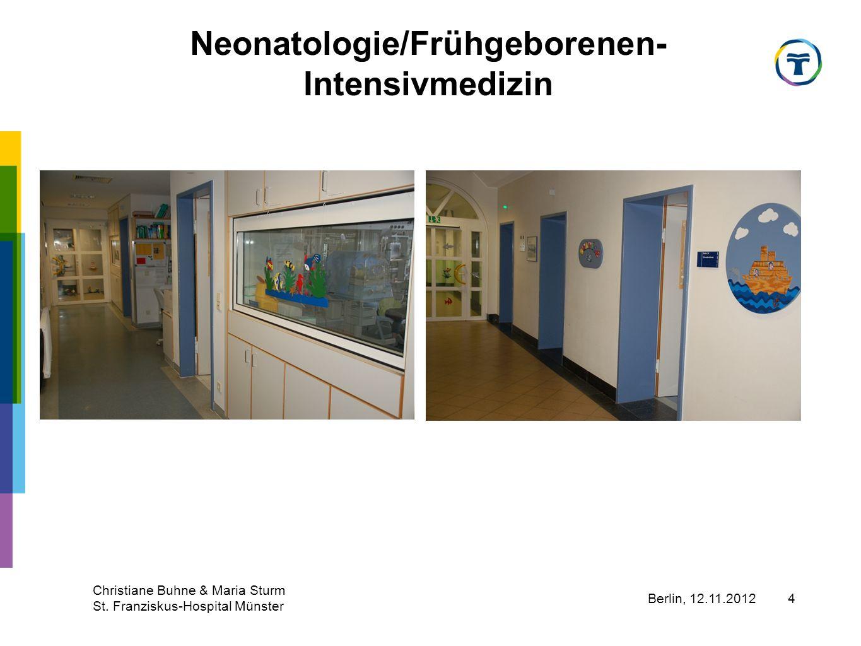 Neonatologie/Frühgeborenen-Intensivmedizin