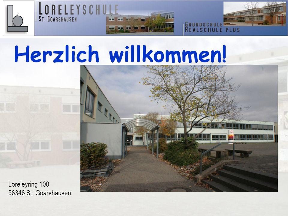 Herzlich willkommen! Loreleyring 100 56346 St. Goarshausen