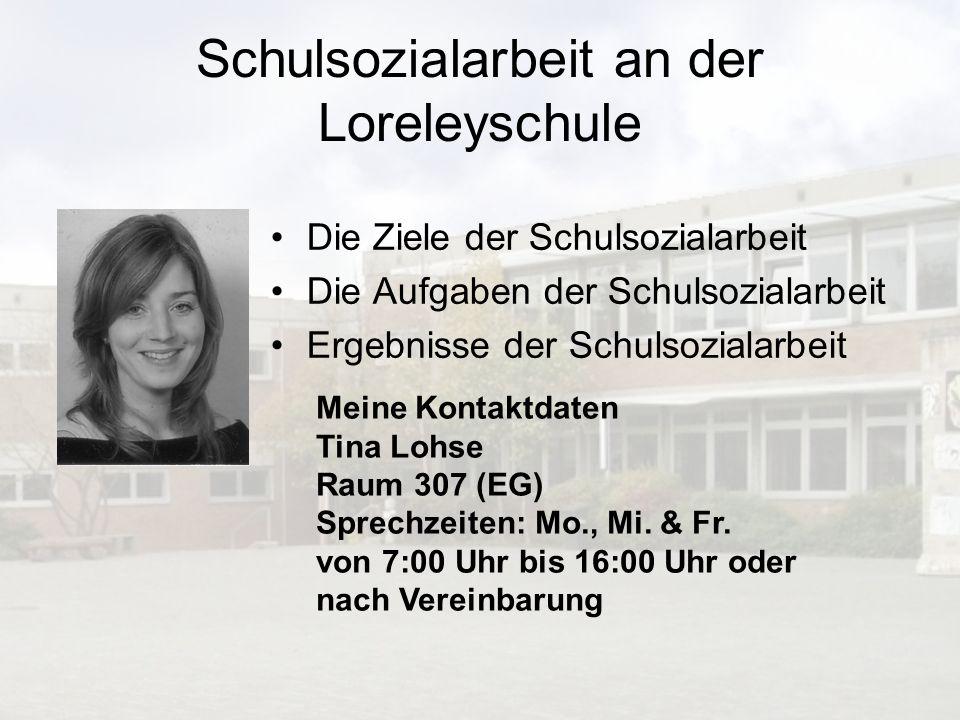 Schulsozialarbeit an der Loreleyschule