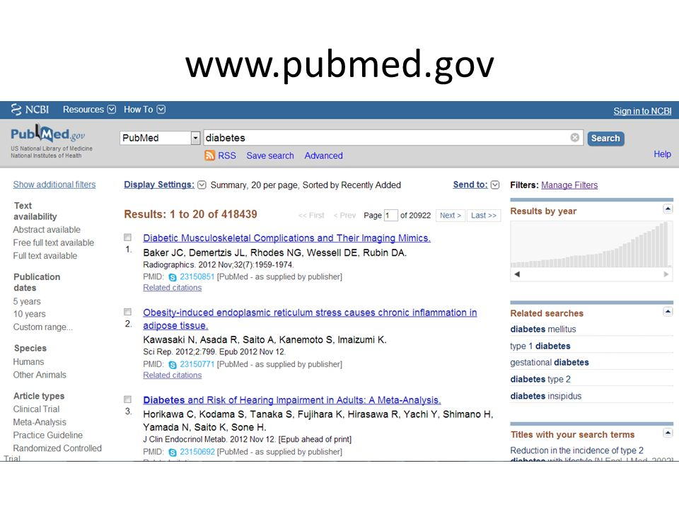 www.pubmed.gov
