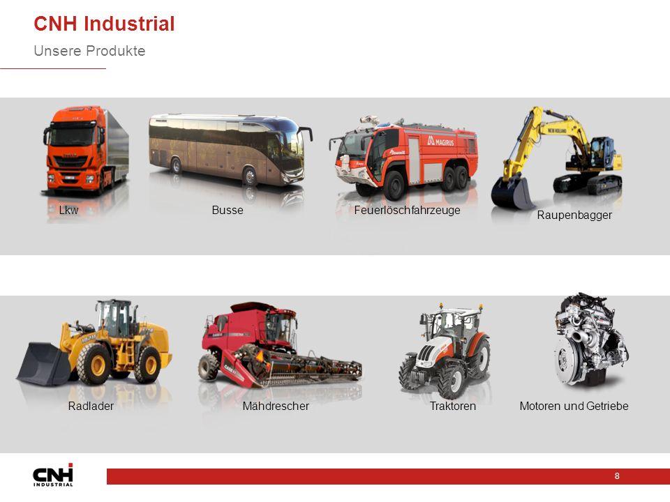 CNH Industrial Unsere Produkte Lkw Busse Feuerlöschfahrzeuge