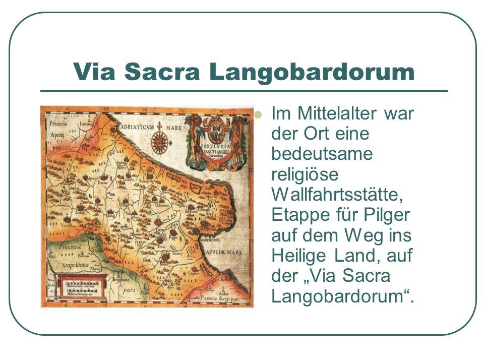 Via Sacra Langobardorum