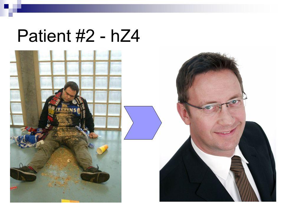Patient #2 - hZ4