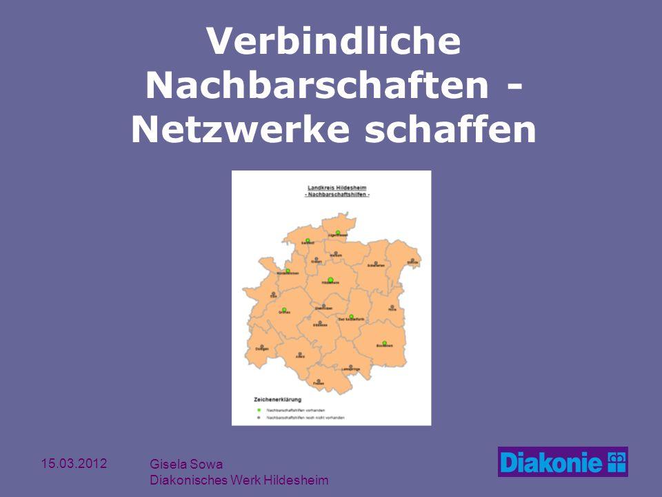 Verbindliche Nachbarschaften - Netzwerke schaffen