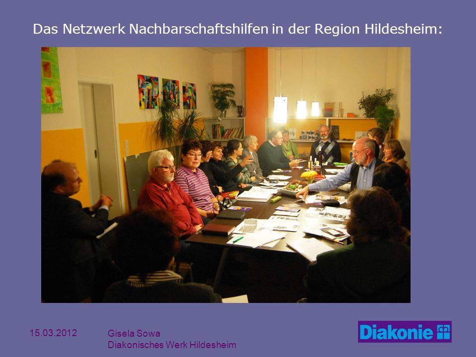 Das Netzwerk Nachbarschaftshilfen in der Region Hildesheim: