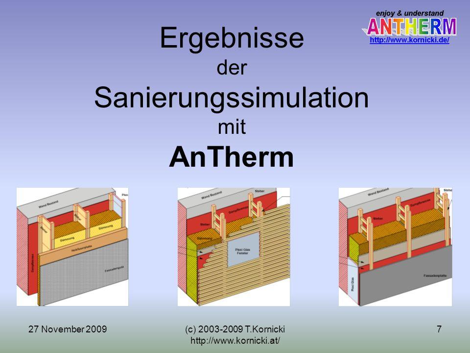 Sanierungssimulation mit AnTherm