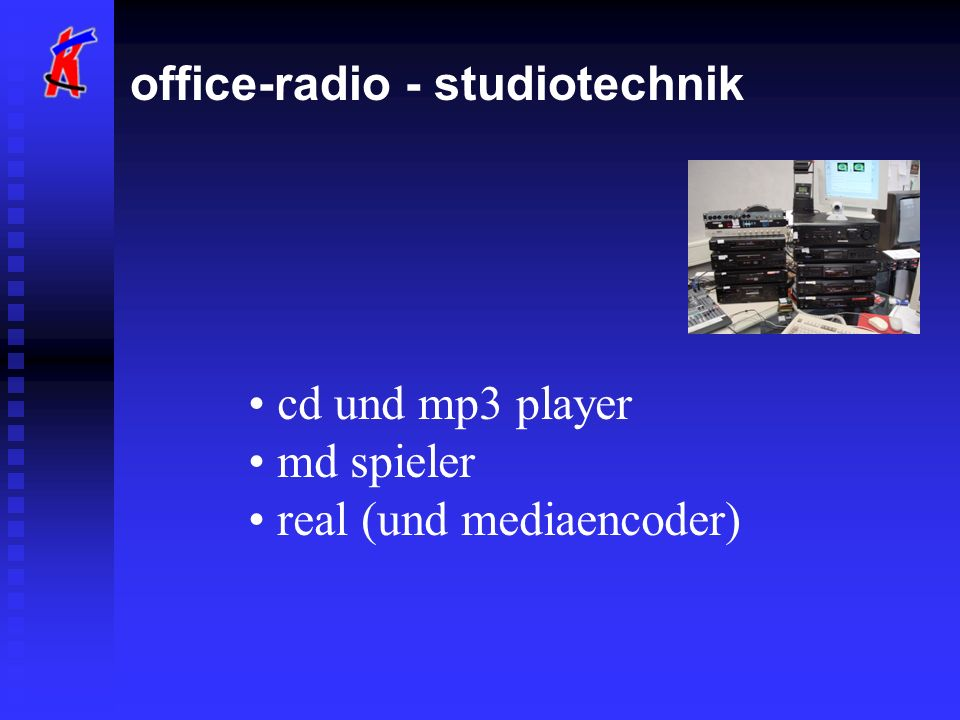 office-radio - studiotechnik